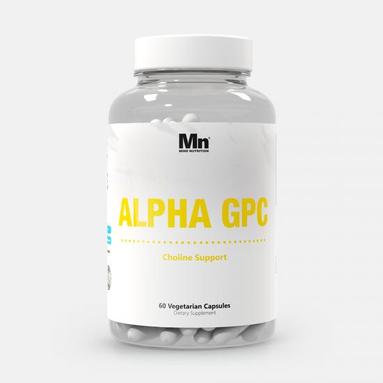 Alpha GPC Capsules