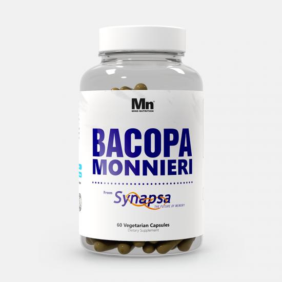 Synapsa® Bacopa Monnieri Capsules