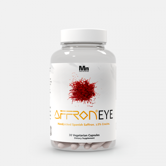 AFFRON®EYE Saffron Extract Capsules