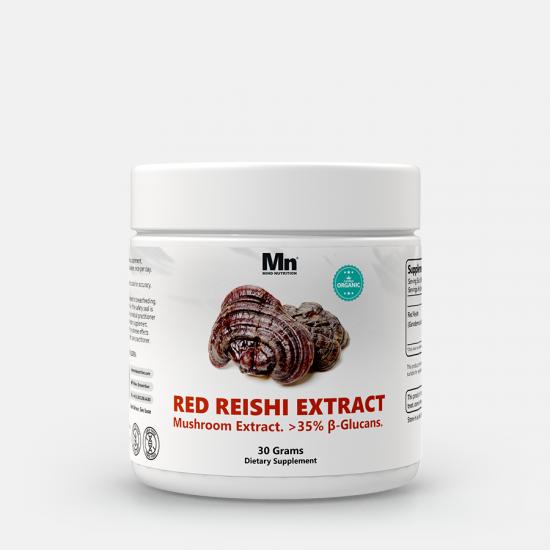 Red Reishi Mushroom Extract Powder
